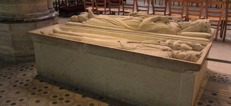 Уснули короли. Базилика Сен-Дени в Париже