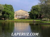 Дивный островок спокойствия. Юсуповский сад в Санкт-Петербурге